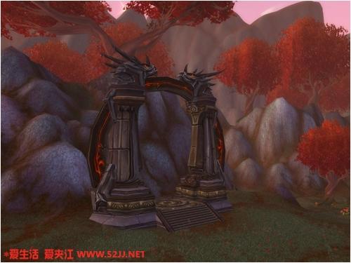 魔兽世界新版晶红圣殿揭秘 为大灾变做铺垫图片
